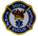 US Abzeichen Firefighter - South Euclid