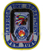 US Abzeichen Firefighter - New York Harrisson