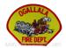 US Feuerwehr Abzeichen - Ogallala