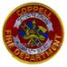 US Feuerwehr Abzeichen - Coppell
