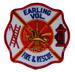 US Abzeichen Firefighter - Earling Vol.