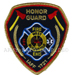 US Abzeichen Firefighter - West Bloomfield
