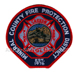 US Abzeichen Firefighter - Mineral County Fire