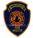 US Abzeichen Firefighter - Sturgeon station 267