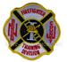 US Feuerwehr Abzeichen - Bergen County