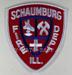 US Abzeichen Firefighter - Schaumburg