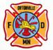 US Feuerwehr Abzeichen