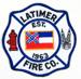US Abzeichen Feuerwehr-Latimer Fire co.