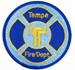 U.S. Abzeichen Firefighter - Tempe