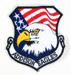 US Abzeichen Aufnäher