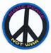 Abzeichen - Make Peace not War