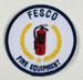 U.S. Abzeichen Firefighter - Fesco