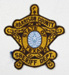 U.S. Abzeichen Police - Harrison County