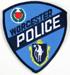 U.S.Abzeichen POLICE WORCESTER