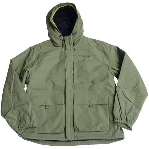 US Army Hooded Jacket