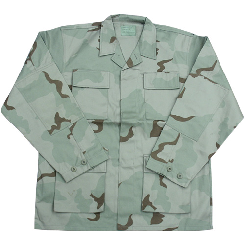 BDU Jacket Import 3-colour-desert