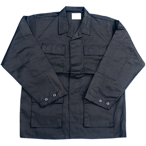 BDU Jacket Import schwarz