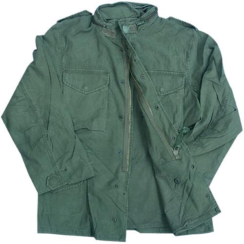 M65 Fieldjacket NYCO vorgewaschen
