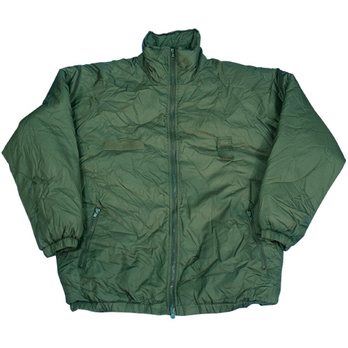 Sleeka Jacket MMB Thermolite, oliv
