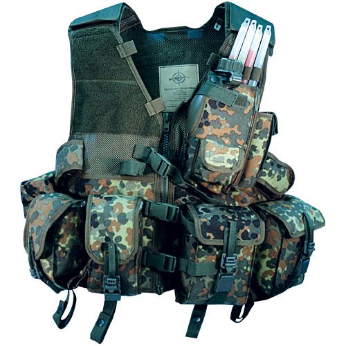 Tactical Vest SPECIAL FORCE Flecktarn
