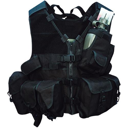 Tactical Vest SPECIAL FORCE schwarz