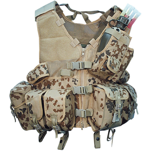 Tactical Vest SPECIAL FORCE tropentarn