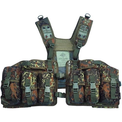 Tactical Vest KOSOVO flecktarn