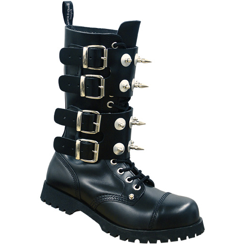 Boots & B. Scare Boot 4 Buckle