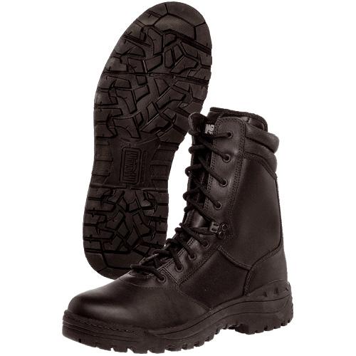 HI-TEC Magnum Stealth Leder, schwarz