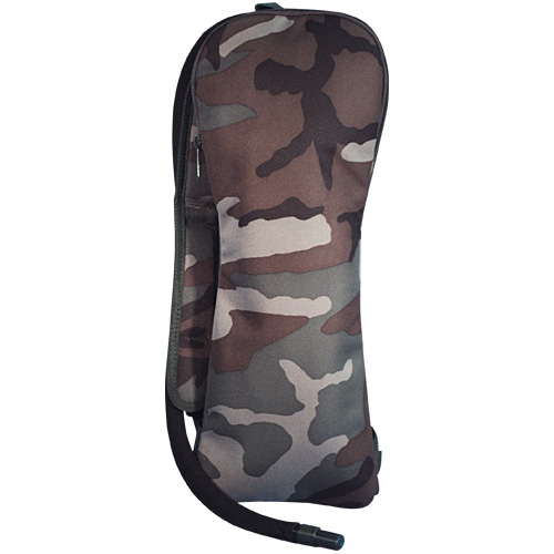 Hydration Pack small, WOODLAND