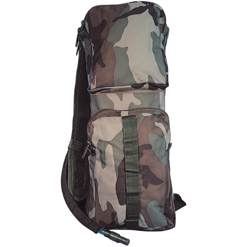 Hydration Pack medium, WOODLAND