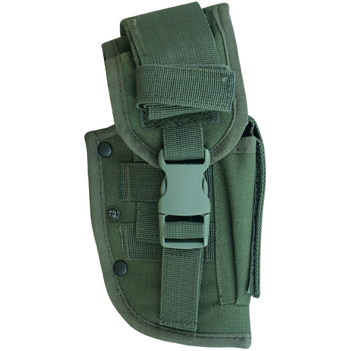 BW-Tactical Holster P8 rechts,oliv