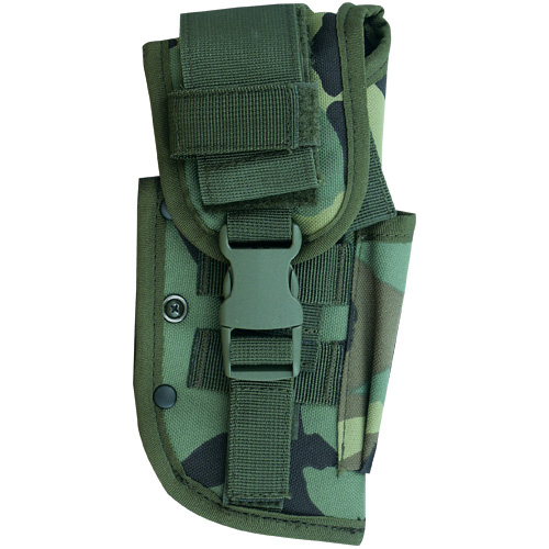 BW-Tactical Holster P8 rechts ,woodland