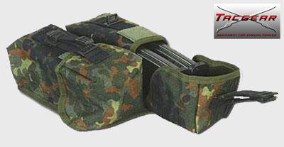 TacGear G36 Magazintasche doppelt