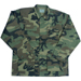 BDU Jacket Import woodland