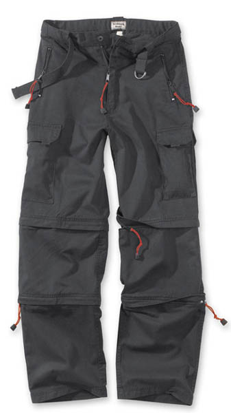 Trekking Trousers - schwarz