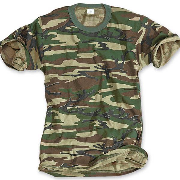 T-Shirt - woodland