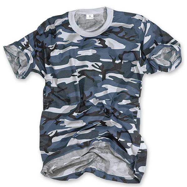 T-Shirt - blautarn