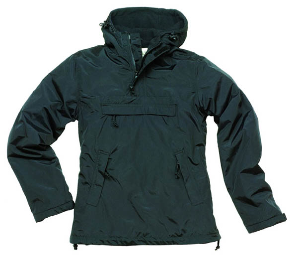 Ladies Windbreaker,schwarz