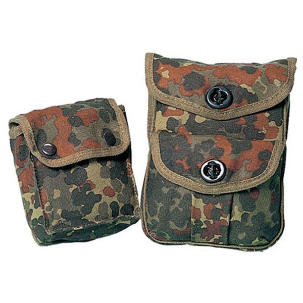 Ranger-Koppeltasche - flecktarn