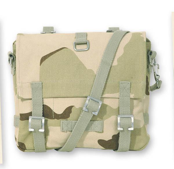 BW-Kampftasche klein - 3-Farben desert