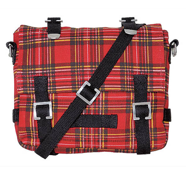 Kampftasche, klein,Farbe: tartan