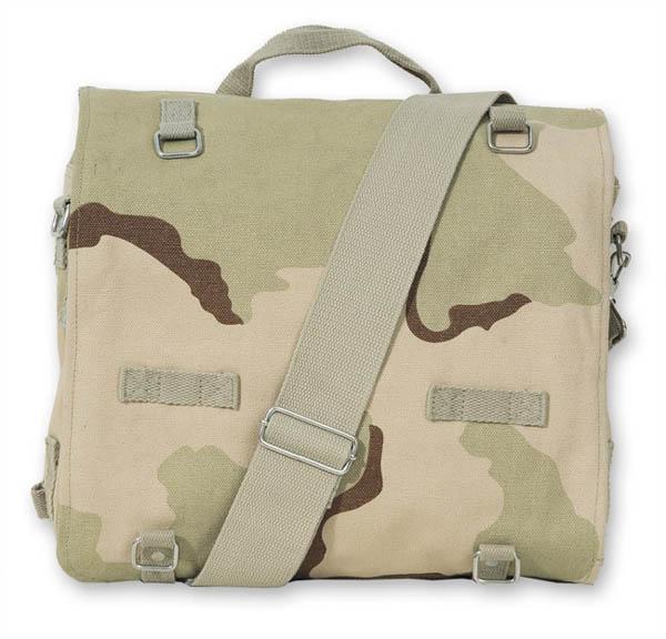 BW-Kampftasche groß - 3-Farben desert