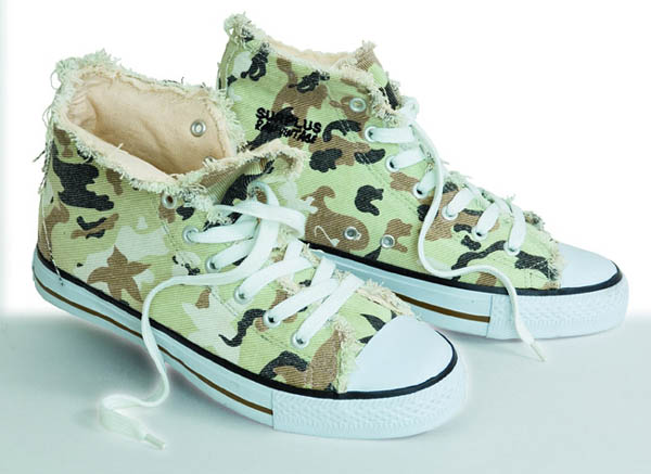 army shop camo sneaker raw vintage camo light. Black Bedroom Furniture Sets. Home Design Ideas