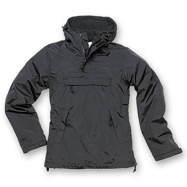Kinder Windbreaker, schwarz