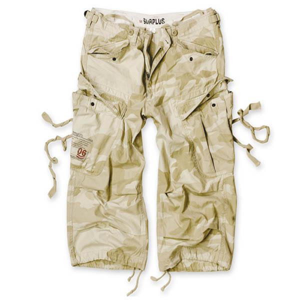 Engineer Vintage 3/4-Pants,desertstorm