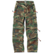 Trekking Trousers - woodland