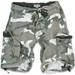 Vintage-Shorts - urban gewaschen