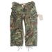 Engineer Vintage 3/4-Pants - woodland gewaschen