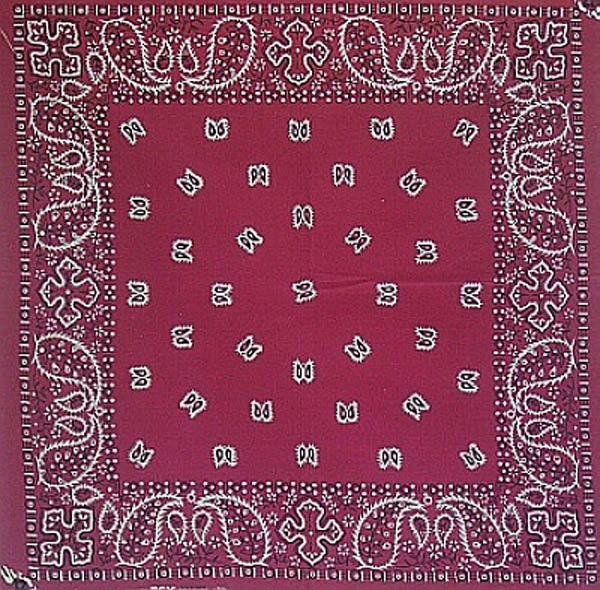 PAISLEY (PURPLE)